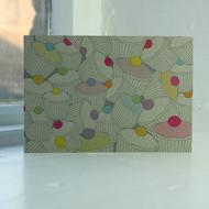 Cupcake Greeting Card RA-23-GC