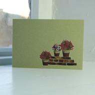 Jacky Al-Samarraie Pots Greeting Card
