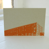 Jacky Al-Samarraie Tate Liverpool Orange Postcard