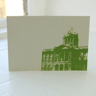 Liverpool Town Hall Postcard