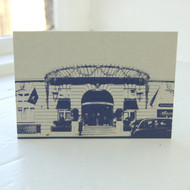 Jacky Al-Samarraie The Ritz Postcard