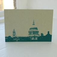Jacky Al-Samarraie St. Pauls Postcard