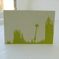 Jacky Al-Samarraie Big Ben Postcard