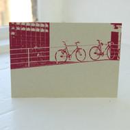 Jacky Al-Samarraie Design Museum Postcard
