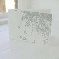 Birdsong Letterpress Greeting Card LP-LS-13-GC