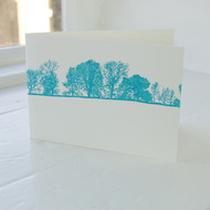 Land & Sea Letterpress Greeting Card LP-LS-04-GC