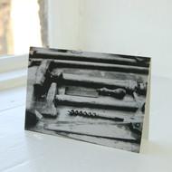 Jacky Al-Samarraie Mixed Tools Greeting Card