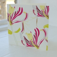 Honeysuckle Greeting Card GF-15-GC