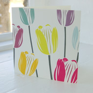 Tulip Greeting Card GF-11-GC