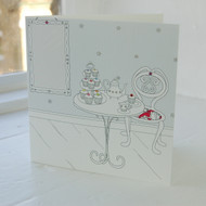 Afternoon Tea Greeting Card