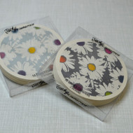 Daisy Drinks Coaster Set