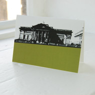 Walker Art Gallery Greeting Card