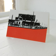 Jacky Al-Samarraie Tate Liverpool Greeting Card