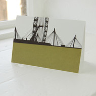 London Eye Greeting Card LA-55-GC