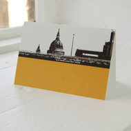 Waterloo Bridge Greeting Card