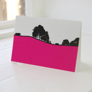 Jacky Al-Samarraie Hawkshead Hill Greeting Card