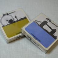Jacky Al-Samarraie London Cityscapes Drinks Coasters - Set 2