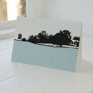 Jacky Al-Samarraie Elterwater Greeting Card