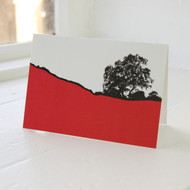 Boot Greeting Card