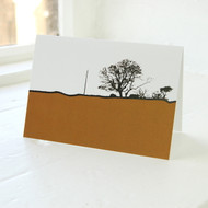 Dumfries & Galloway - Borgue Greeting Card