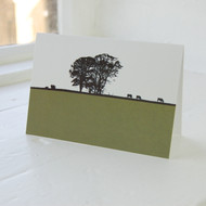 Dumfries & Galloway - Twynholm Greeting Card