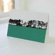 Denby Dale - Flockton Greeting Card