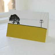 Leeds - Yeadon Greeting Card
