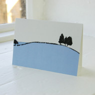 Dales - Bolton Abbey Greeting Card