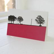 Leeds - Calverley Greeting Card