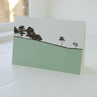 Dales - Threshfield Greeting Card