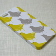 Jacky Al-Samarraie Song Thrush Grey-Green iPhone 5 /5S/5SE Cover - DISCONTINUED