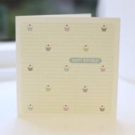 Jacky Al-Samarraie Cupcakes Greeting Card