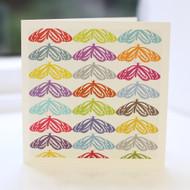 Jacky Al-Samarraie Butterflies Multi Greeting Card