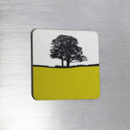 Fridge Magnet - Lime