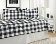 COTTAGE CLASSIC BLACK DAYBED