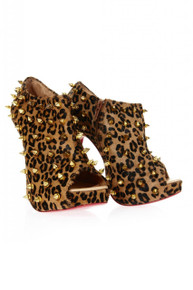 [Sample] Jimmy Choo, extra high dynamite cheetahs
