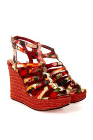 [Sample] Coco Lee, wedges with sweet chilli sauce
