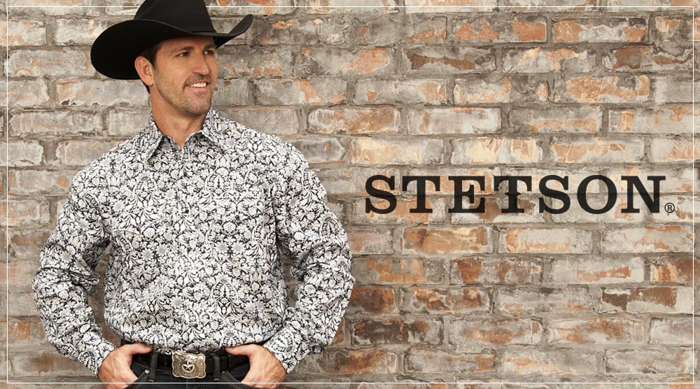 Stetson Hats and Apparel