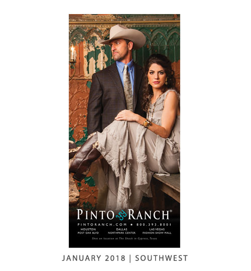 Southwest January 2018