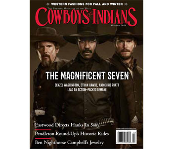 Cowboys & Indians October 2016