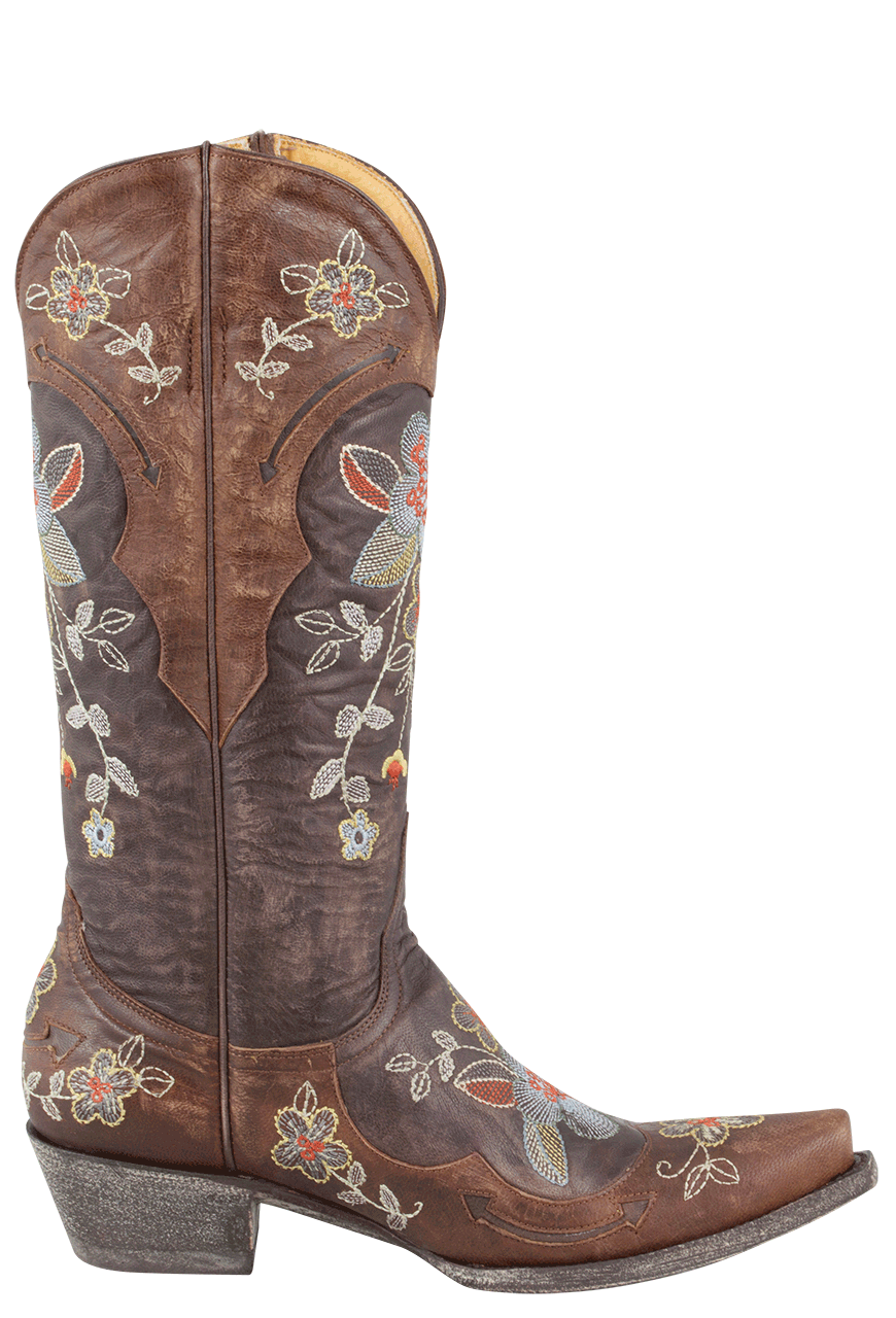 old gringo womens brown bonnie boots pinto ranch