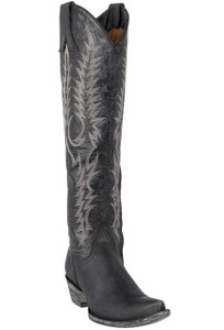 Old Gringo Women's Black Mayra Boots - Hero