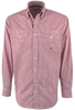 Miller Ranch Red and White Check Shirt - Front