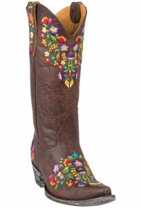 Old Gringo Women's Brass Sora Boots - Hero