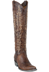 Old Gringo Women's Brown Mayra Boots - Hero