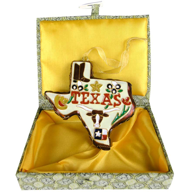 Ornament - State of Texas