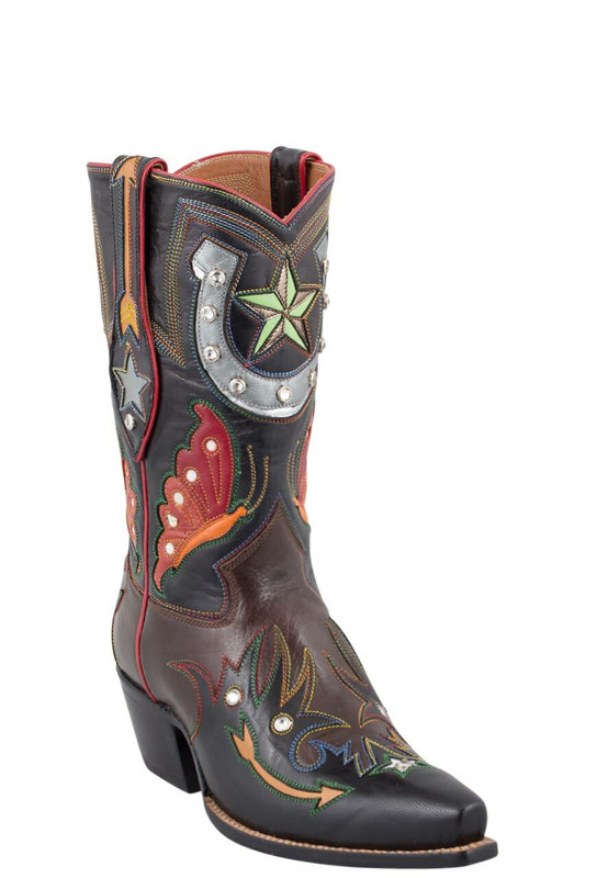 Rocketbuster Women's Claire Shortie Boots - Hero