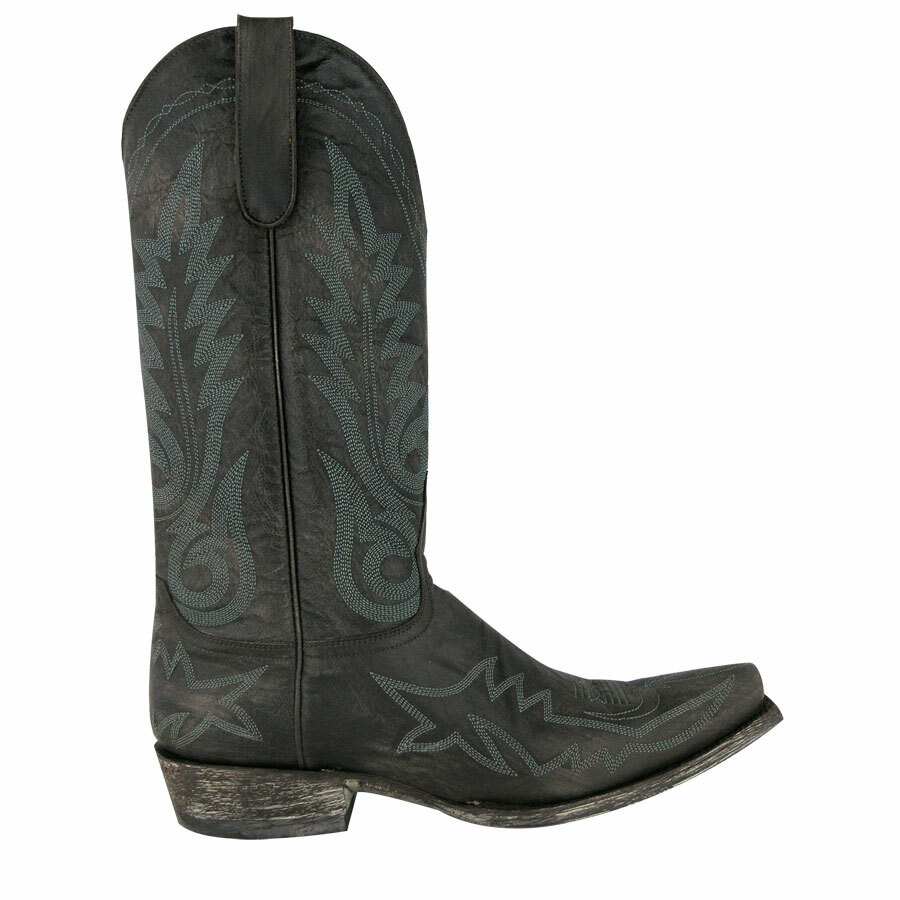 Old Gringo Mens Quot Nevada Quot Boots Chocolate Pinto Ranch