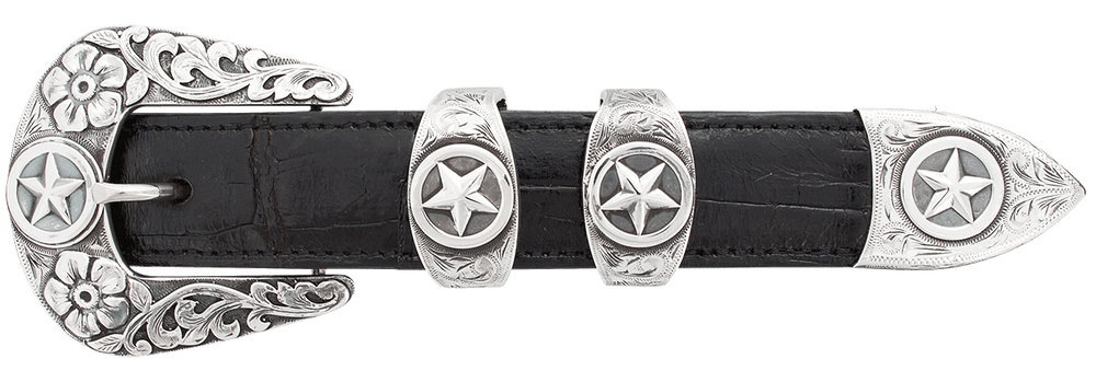 "Sunset Trails Stella 1"" Buckle Set"