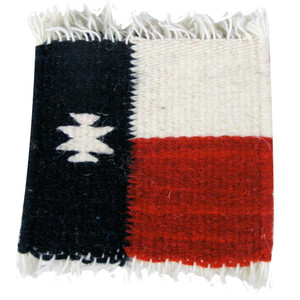 Coaster - Zapotec Texas Flag